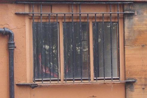 window mystery