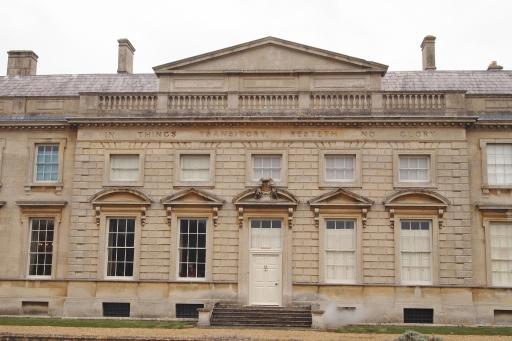 Lamport Hall